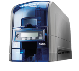 Datacard SD260 plastic id Card printer