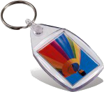 Adventa promotional Key Ring - DBC Group Ireland