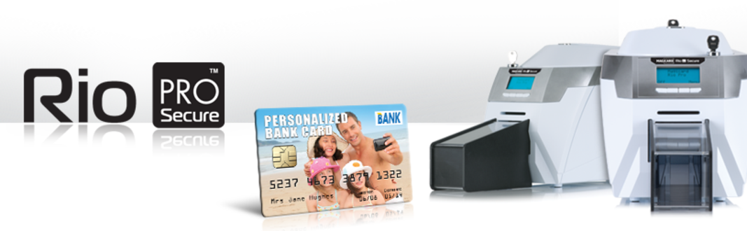 Rio Pro with secure card - magicard id card printer - DBC Group Ireland