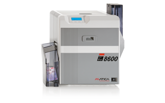 Matica 8600 ID Card Printer