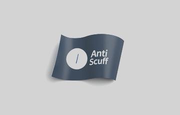 anti-scuff